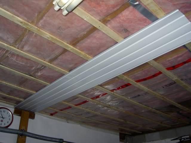 Чем обшить потолок в гараже: разъясняем развернуто
