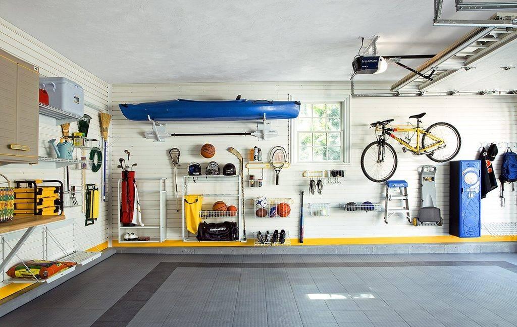 Как сделать ремонт в гараже своими руками?