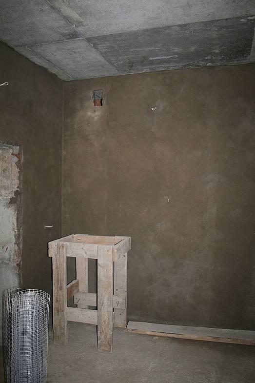 Отделка стен подвала частного дома изнутри » подробная инструкция из чего сделать + фото + видео   погреб-подвал