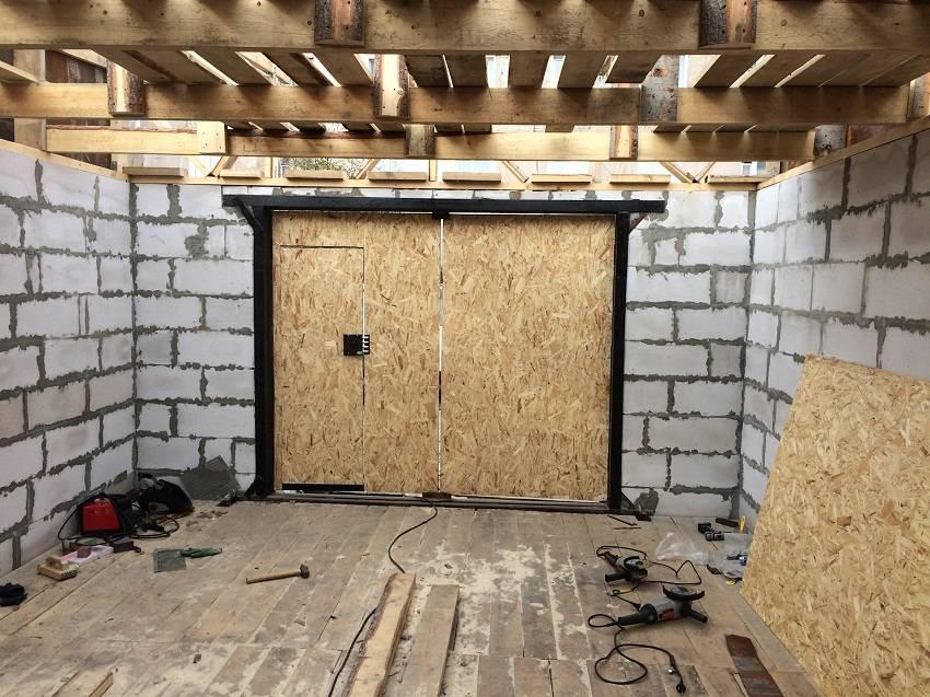 Из чего построить гараж: 7 лучших материалов для гаража - domwine
