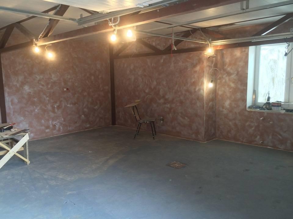 Отделка гаража: варианты обшивки изнутри и снаружи, материалы   дневники ремонта obustroeno.club
