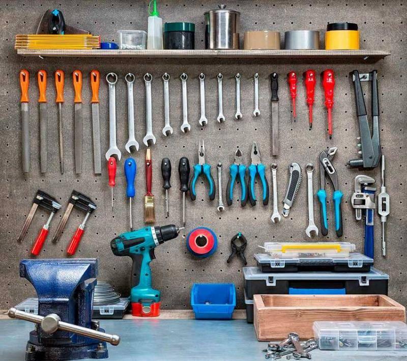 Самодельные станки и приспособления для гаража своими руками