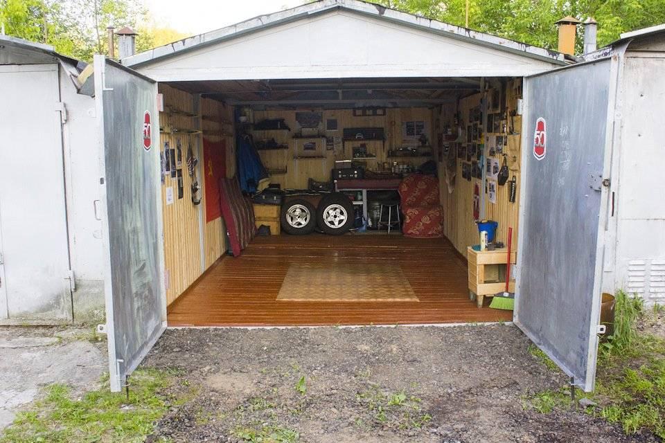 Как можно узаконить гараж во дворе многоквартирного дома
