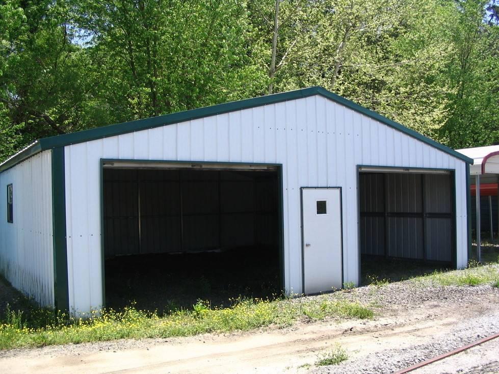Сборный гараж: виды и особенности конструкций