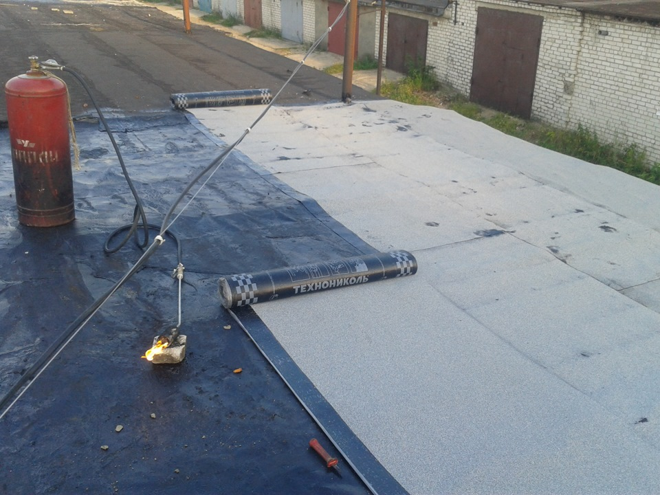 Перекрытие крыши гаража своими руками: виды конструкций и описание, этапы монтажа