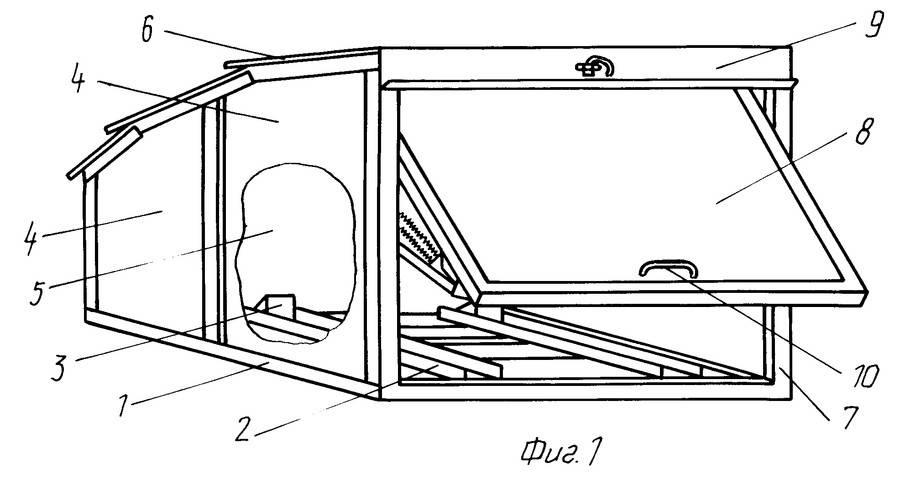 Делаем гараж пенал своими руками: чертежи и этапы сборки