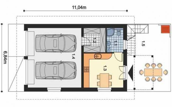 Как построить второй этаж над гаражом своими руками