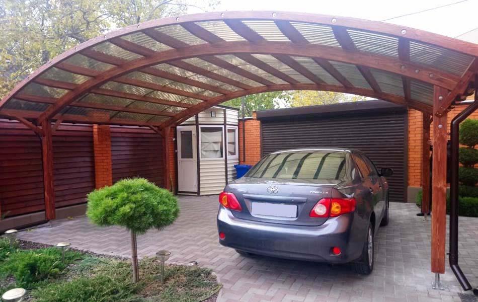 Строим гараж своими руками: поэтапное руководство с нуля