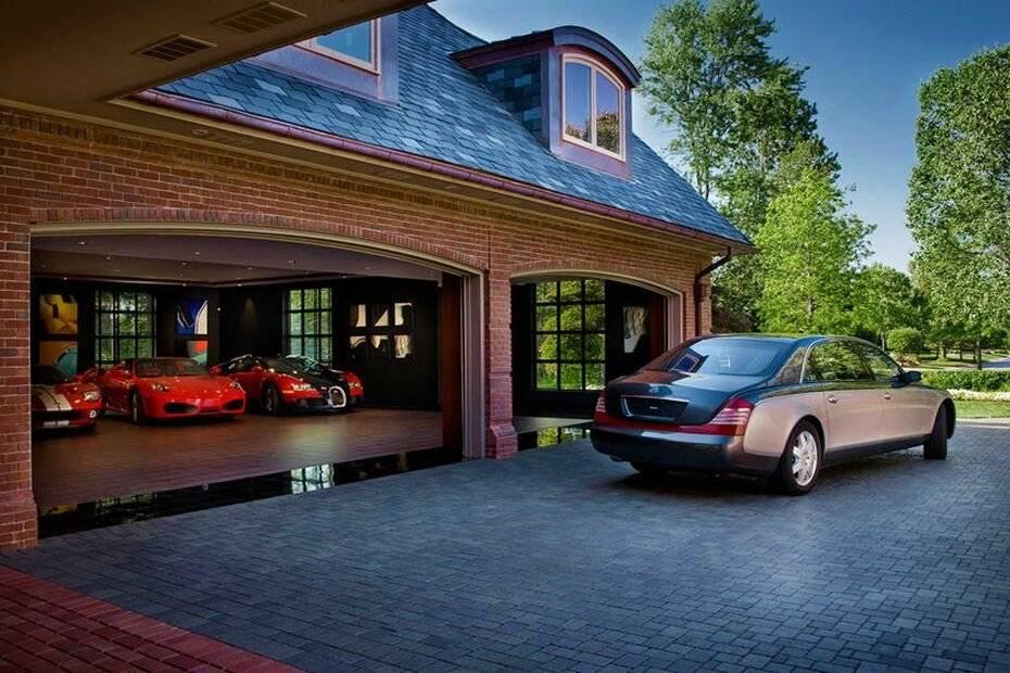 Инструкция, как обустроить гараж своими руками - пошаговые инструкции по постройке и обустройству гаража