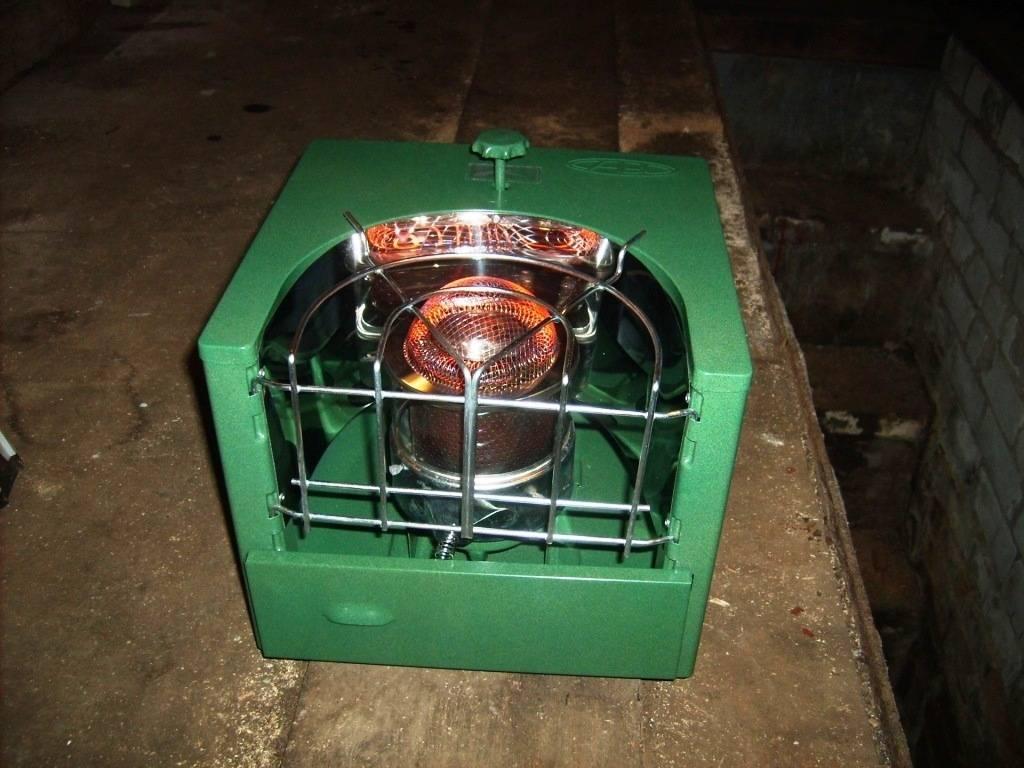 Самодельная печь на солярке