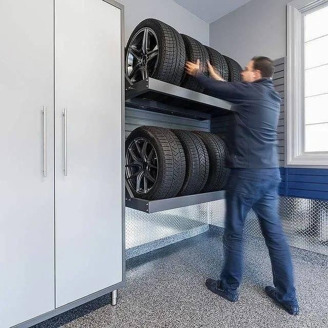 Как правильно хранить автомобиль зимой в гараже