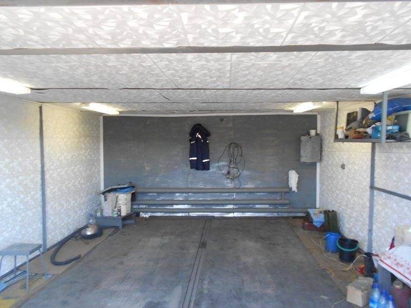 Автономное отопление в гараже
