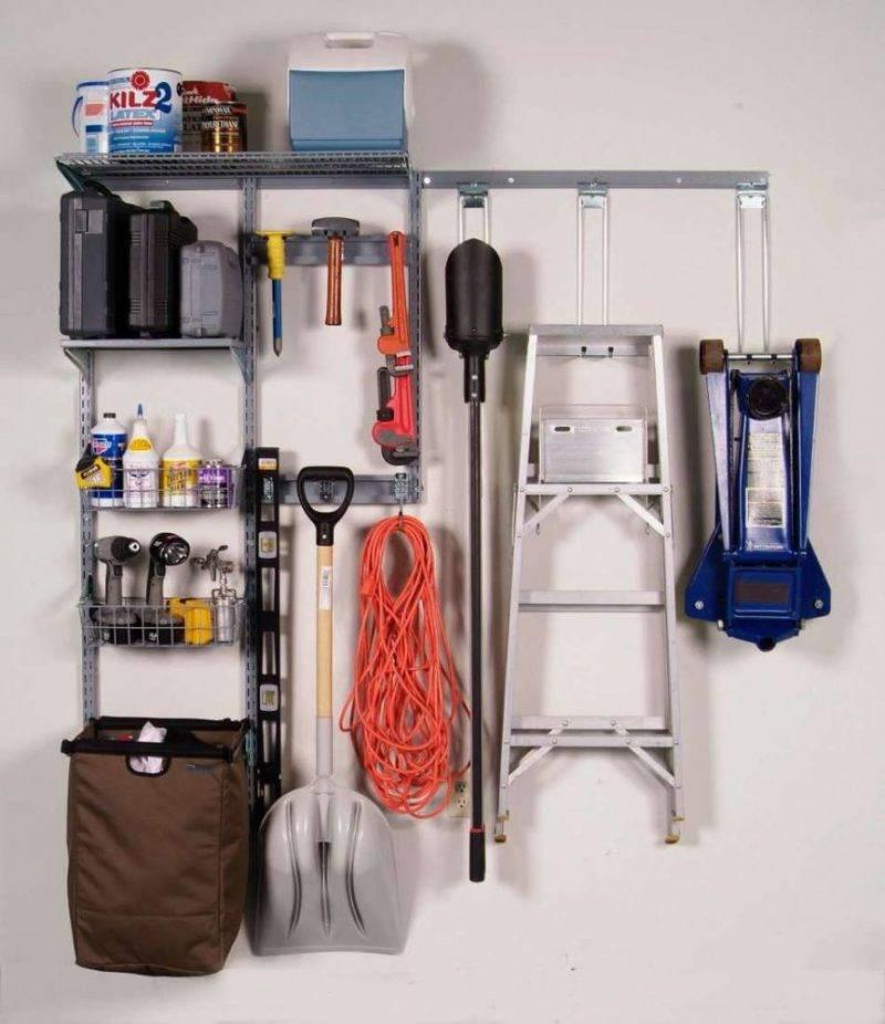 Мужику на заметку: 10 идей для идеального порядка в гараже