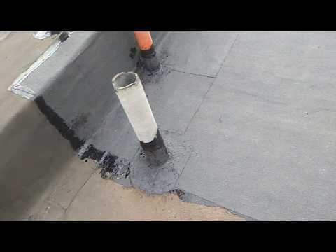 Бетонная стяжка на крыше гаража - подробная инструкция и нюансы