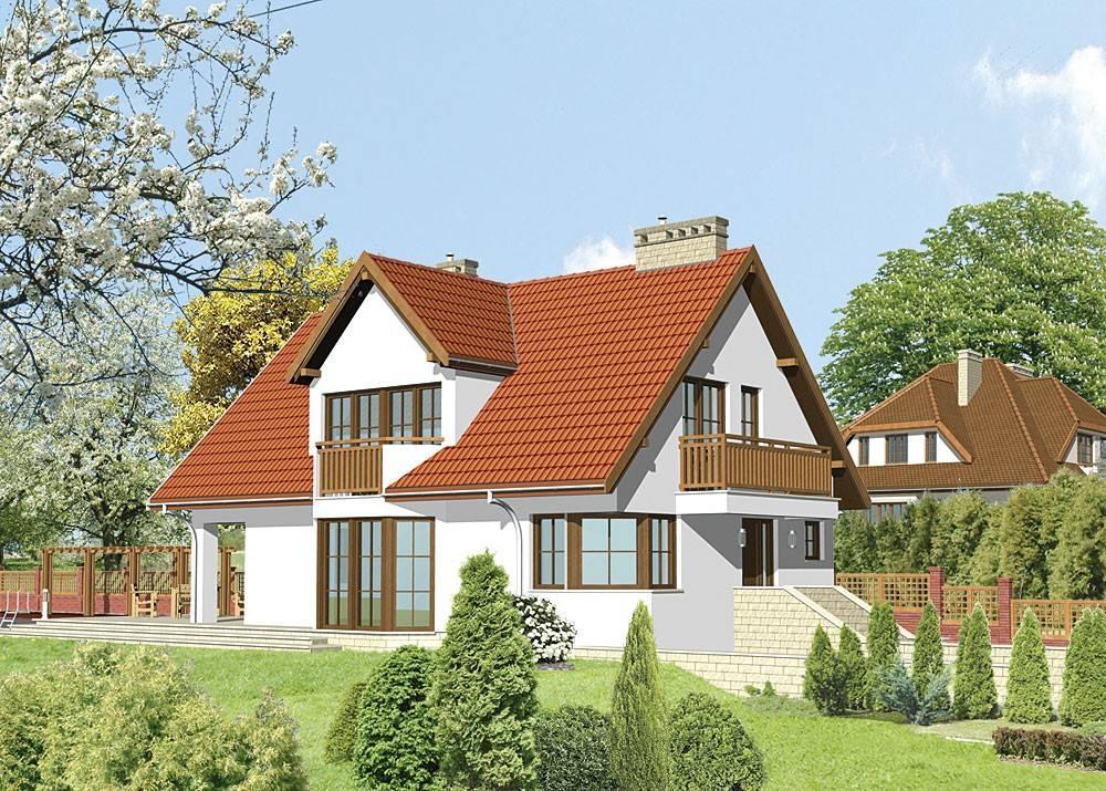 Проекты домов с цокольным этажом: особенности планировки коттеджей