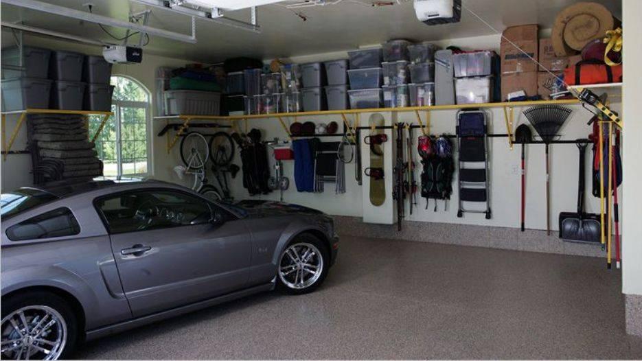 Где лучше разместить умывальник в гараже и нюансы установки своими руками