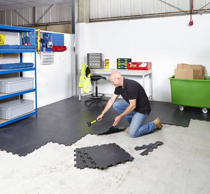 Въезд в гараж: как правильно сделать своими руками, материалы и расчеты