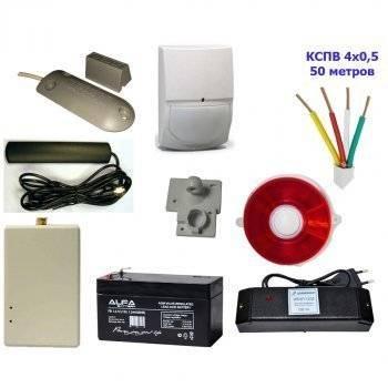 Gsm-сигнализация для гаража: устройство, разновидности, опции, использование, как выбрать и установить
