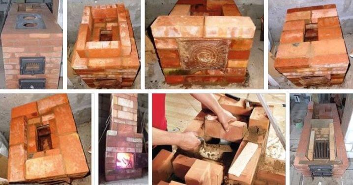 Как сложить печь из кирпича своими руками: поэтапная инструкция | kladka kirpicha