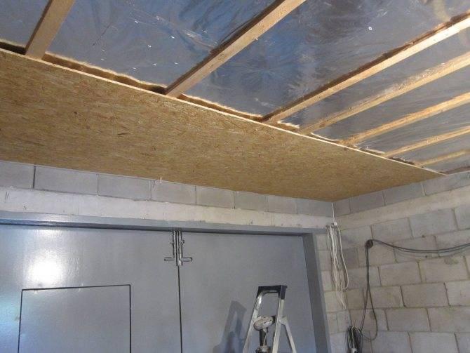 Как утеплить гараж дешево изнутри: возможные варианты пошаговые инструкции + фото