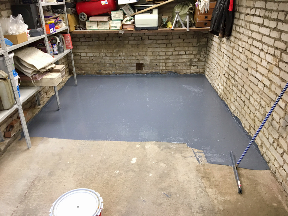 Резиновое покрытие для гаража: разновидности материалов и технологии укладки