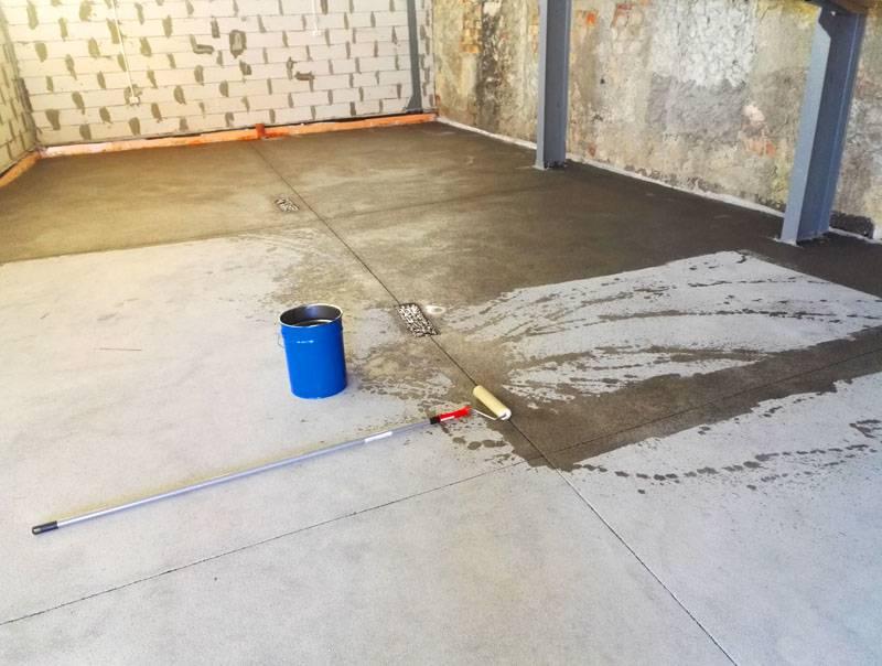 Плитка для гаража на пол: как выбрать, пошаговая инструкция укладки своими руками