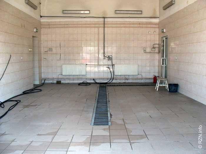 Сбор воды в гараже для мойки - tagilmaster.ru