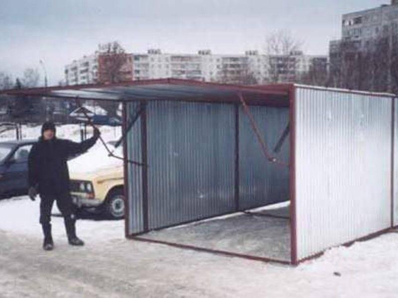 Как сделать гараж правильно