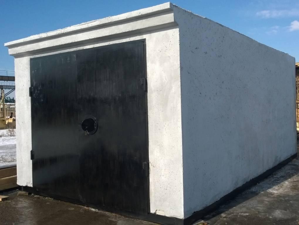 Строительство бетонного монолитного гаража (видео)