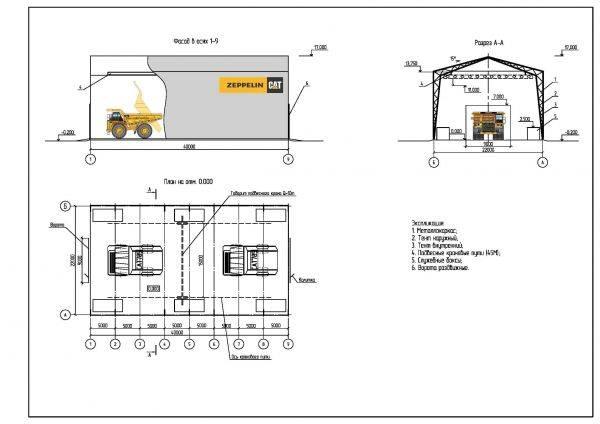 Каркасный гараж: как построить своими руками, пошаговая инструкция