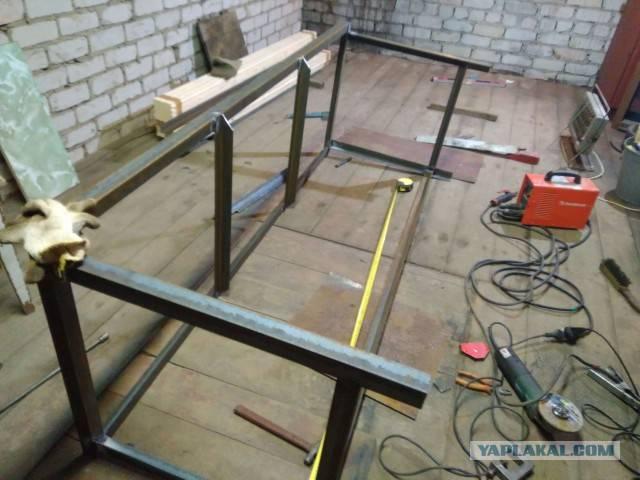 Как построить гараж своими руками: фото, видео строительства временной и капитальной конструкции