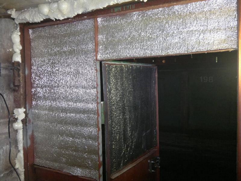Как утеплить ворота гаража изнутри и снаружи своими руками. утепляем ворота гаража изнутри — проверенные способы