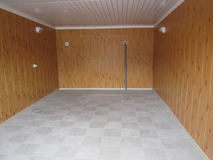 Стены гаража