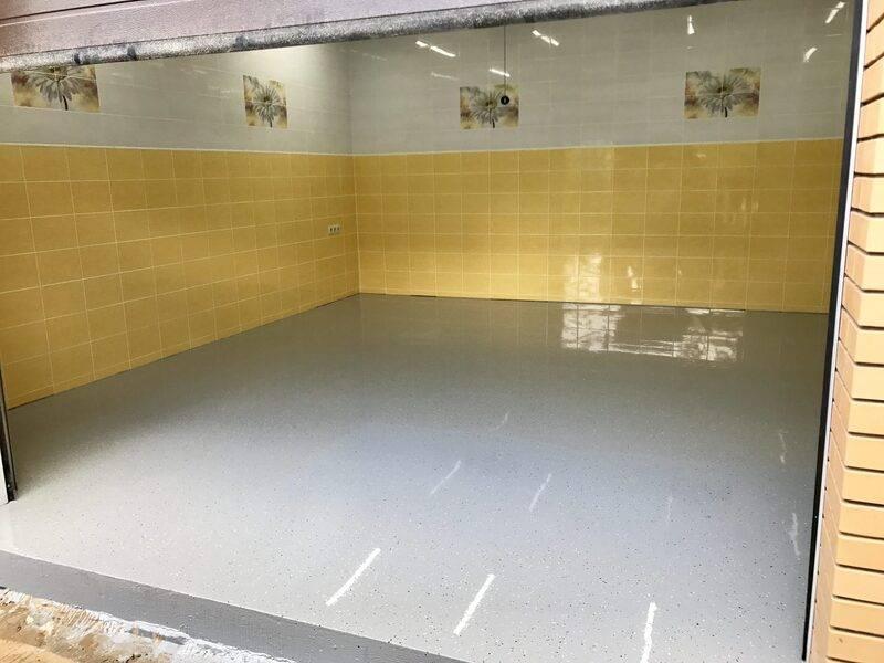 Пол в гараже - выбираем лучший вариант для долговечной эксплуатации