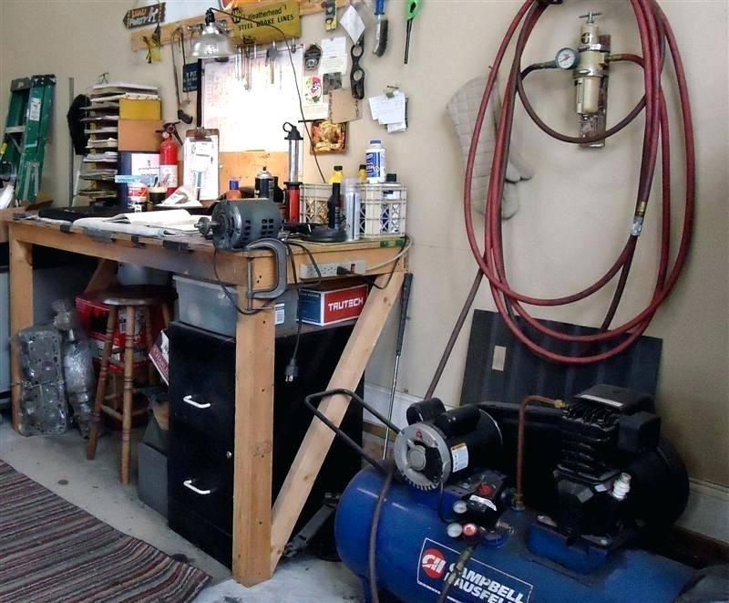 Мастерская в гараже: проект на две машины и оборудование своими руками