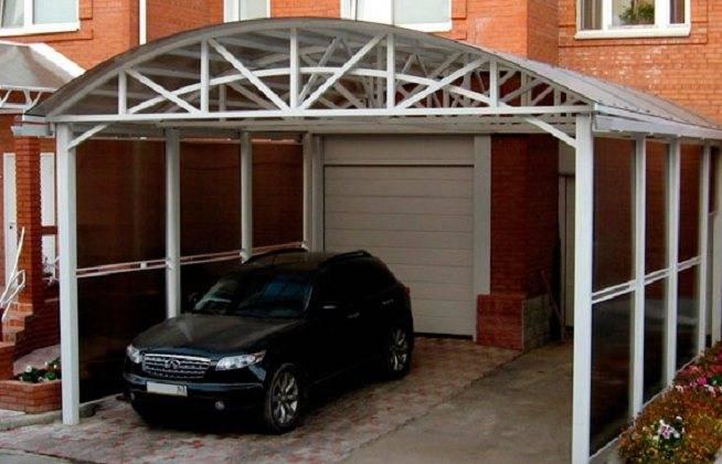 Навес или гараж - как правильно выбрать и для чего нужен подходят