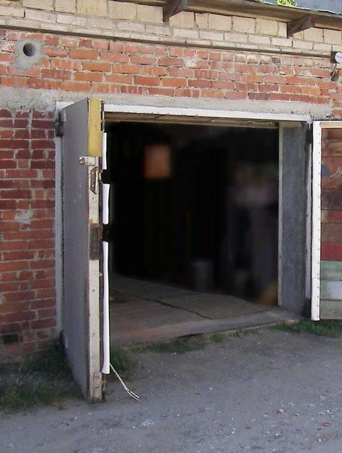 Как нарастить ворота в гараже