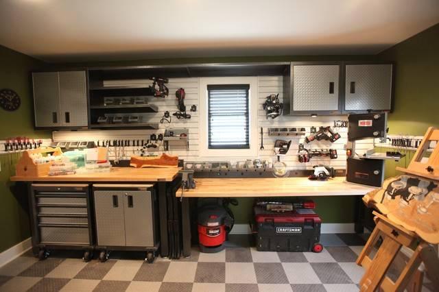 Как сделать в гараже ремонт своими руками? варианты обустройства и фото